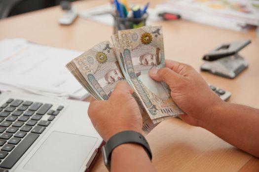 استخراج قرض بدون وظيفه