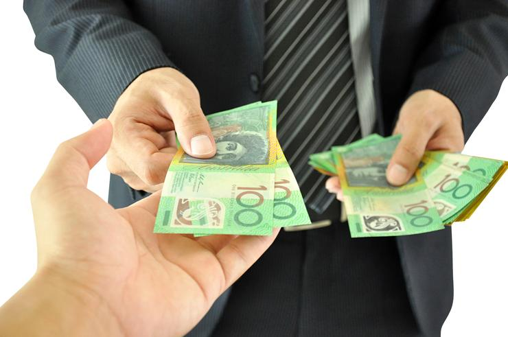 معالجة القروض المتعثرة